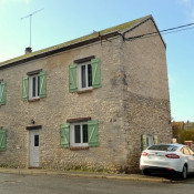 Pussay, Maison en pierre 4 pièces, 140 m2