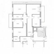 La Venezia, Appartement 5 pièces, 120 m2