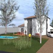 Maison 4 pièces + Terrain Lavernose-Lacasse