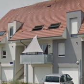 Haguenau, Двухуровневая квартира 4 комнаты, 87,3 m2