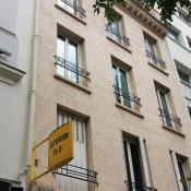 Paris 10ème, Wohnung 2 Zimmer, 31,66 m2