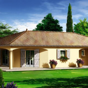 Maison 4 pièces + Terrain Saint Rambert d'Albon