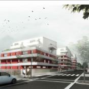 Bagneux, Apartamento 4 assoalhadas, 95,89 m2
