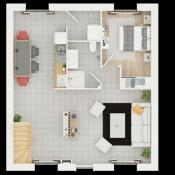 Maison 4 pièces + Terrain Dammarie