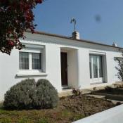 vente Maison / Villa 3 pièces Saint-Hilaire-de-Riez
