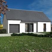 Maison 3 pièces + Terrain Roches-l'Évêque