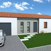 Maison 4 pièces + Terrain Les Clouzeaux