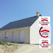 Maison 4 pièces + Terrain Saint-Sulpice-de-Pommeray
