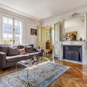 Paris 17ème, Appartamento 5 stanze , 137 m2