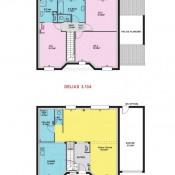 Maison 4 pièces + Terrain Toury