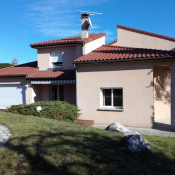Pérignat lès Sarliève, Villa 6 pièces, 224 m2