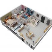 vente Maison / Villa 4 pièces Charvieu-Chavagneux