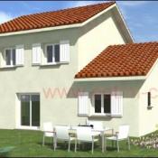 Maison 3 pièces + Terrain Estrablin