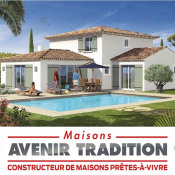 Maison 5 pièces + Terrain Rochefort-du-Gard
