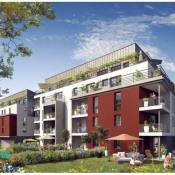 Toulouse, Appartement 2 pièces, 45,34 m2