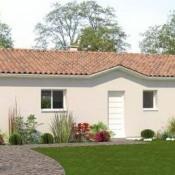 Maison 4 pièces + Terrain Villegouge