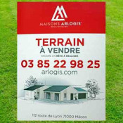 Terrain 531 m² Mâcon (71000)