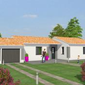 Maison 4 pièces + Terrain Montbeton