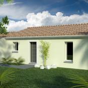 Maison 3 pièces + Terrain Fléac