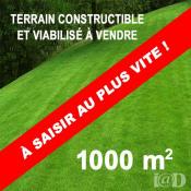 Dourdan, 1000 m2