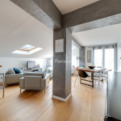 Issy les Moulineaux, квартирa 3 комнаты, 76,3 m2