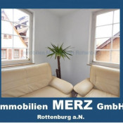 Rottenburg, 3 assoalhadas,