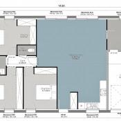 Maison 4 pièces + Terrain Salles