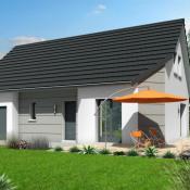 Maison avec terrain Miserey-Salines 97 m²