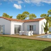 Maison 4 pièces + Terrain Saint-Georges-d'Oléron