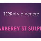 Terrain 960 m² Barberey-Saint-Sulpice (10600)