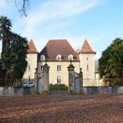 Mont de Marsan, Château 34 pièces, 1100 m2