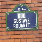 Paris 18ème, квартирa 3 комнаты, 46 m2