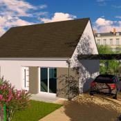 Maison 4 pièces + Terrain Villetrun