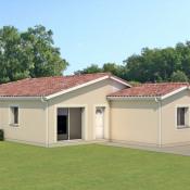 Maison 3 pièces + Terrain Léognan