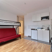 Paris 20ème, Studio, 22 m2