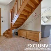 Vente maison / villa La tour du pin 209000€ - Photo 6