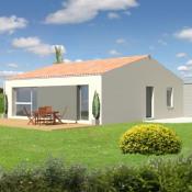 Maison 3 pièces + Terrain Casteljaloux