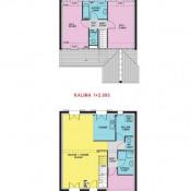 Maison 4 pièces + Terrain Redon