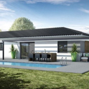 Terrain 400 m² Servian (34290)
