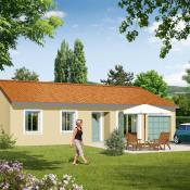 Maison 3 pièces + Terrain Canohès