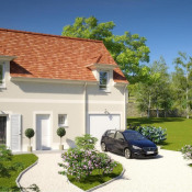 Maison 4 pièces + Terrain Villeneuve-la-Dondagre
