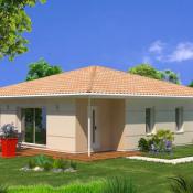 Maison 4 pièces + Terrain Verdelais