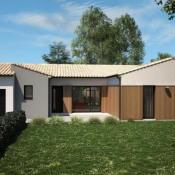 Maison 4 pièces + Terrain Roches-Prémarie-Andillé