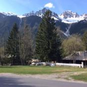 Chamonix Mont Blanc, 1464 m2