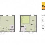 Maison 3 pièces + Terrain Saint-Bauzille-de-Montmel