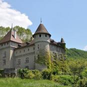 La Balme, Schloss 15 Zimmer, 700 m2