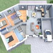 Maison 6 pièces + Terrain Vieillevigne
