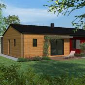 Maison 6 pièces + Terrain Montamisé