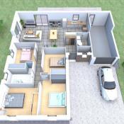 Maison 6 pièces + Terrain Le Pallet