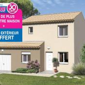 Maison 5 pièces + Terrain Pierrelatte